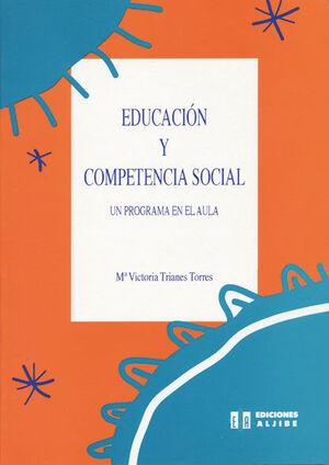 EDUCACIÓN Y COMPETENCIA SOCIAL