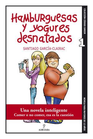 HAMBURGUESAS Y YOGURES DESNATADOS