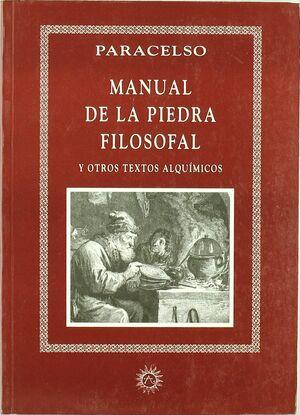 MANUAL DE LA PIEDRA FILOSOFAL