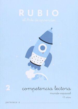 COMPETENCIA LECTORA. MUNDO ESPACIAL