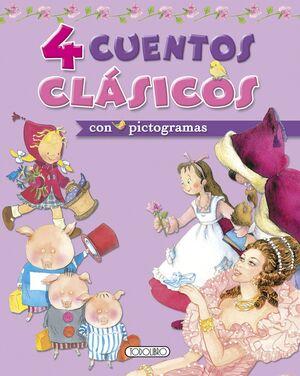 CUATRO CUENTOS CLÁSICOS CON PICTOGRAMAS