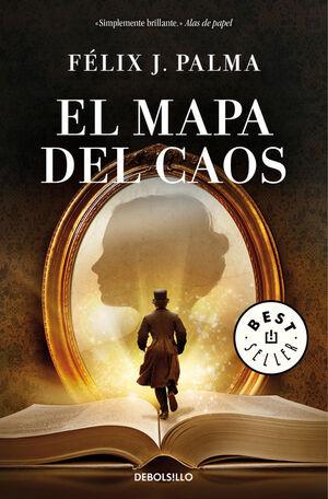 EL MAPA DEL CAOS (TRILOGÍA VICTORIANA 3)