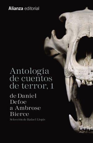 ANTOLOGÍA DE CUENTOS DE TERROR, 1
