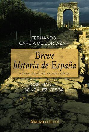 BREVE HISTORIA DE ESPAÑA