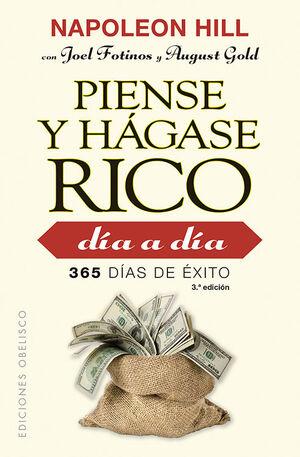PIENSE Y HÁGASE RICO DÍA A DÍA (BOLSILLO)