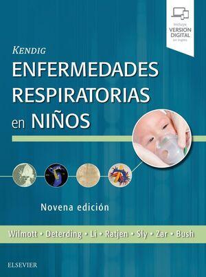 KENDIG. ENFERMEDADES RESPIRATORIAS EN NIÑOS (9ª ED.)