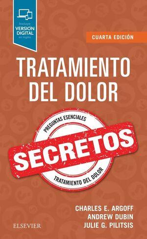 TRATAMIENTO DEL DOLOR. SECRETOS (4ª ED.)