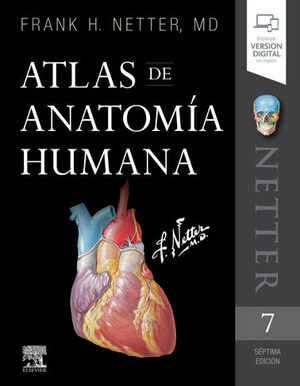 ATLAS DE ANATOMÍA HUMANA (7ª ED.)