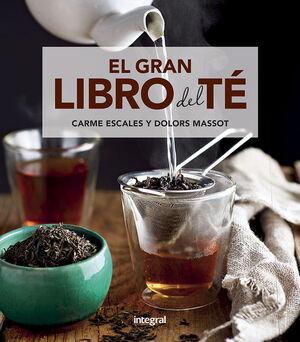 EL GRAN LIBRO DEL TÉ