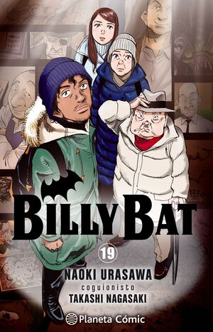 BILLY BAT Nº 19/20