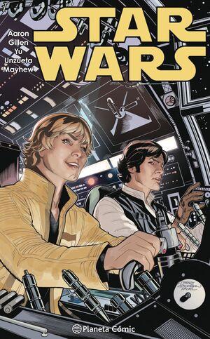 STAR WARS (TOMO RECOPILATORIO) Nº 03