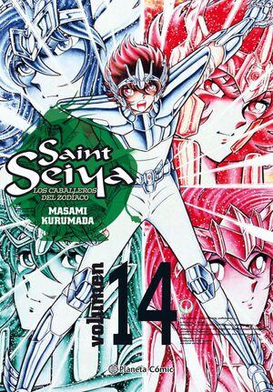 SAINT SEIYA Nº14/22 (NUEVA EDICION)