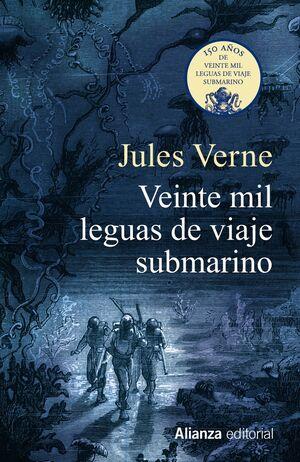 Veinte Mil Leguas De Viaje Submarino Libreria Sinopsis