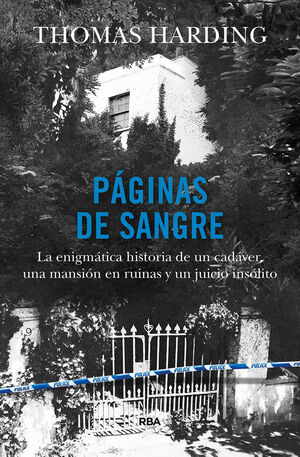PÁGINAS DE SANGRE
