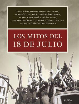 LOS MITOS DEL 18 DE JULIO