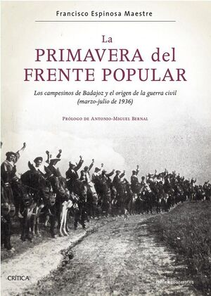 LA PRIMAVERA DEL FRENTE POPULAR