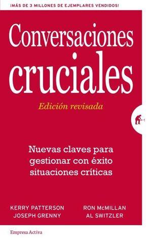 CONVERSACIONES CRUCIALES - EDICIÓN REVISADA