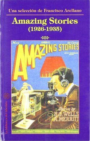 AMAZING STORIES, 1926-1935