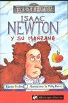 ISAAC NEWTON Y SU MANZANA