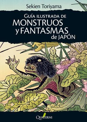 GUÍA DE MONSTRUOS Y FANTASMAS DE JAPÓN