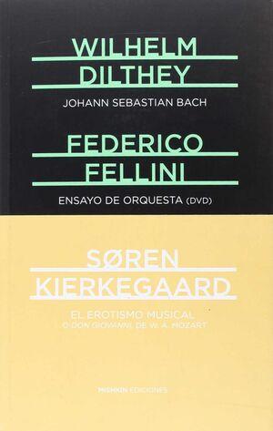 EL EROTISMO MUSICAL. ENSAYO DE ORQUESTA (DVD). JOHANN SEBASTIAN BACH