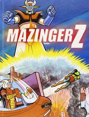 MAZINGER Z Nº 1