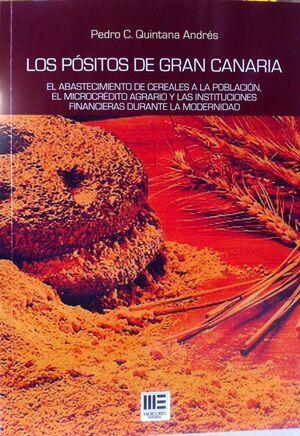 POSITOS DE GRAN CANARIA, LOS. EL ABASTECIMIENTO DE CEREALES
