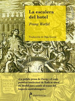 LA ESCALERA DEL HOTEL