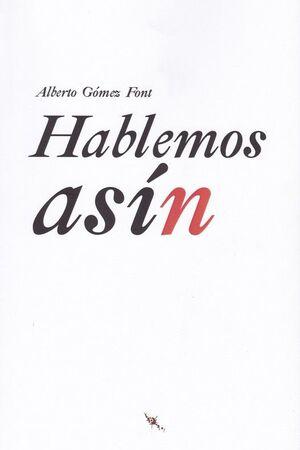HABLEMOS ASÍN