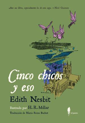 CINCO CHICOS Y ESO