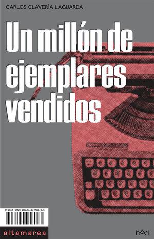 UN MILLÓN DE EJEMPLARES VENDIDOS