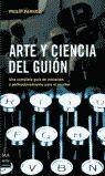 ARTE Y CIENCIA DEL GUIÓN