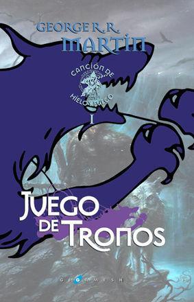 JUEGO DE TRONOS (CARTONÉ)