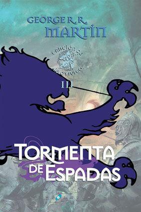 TORMENTA DE ESPADAS (CARTONÉ)