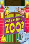 ¿QUÉ HAY EN EL ZOO?
