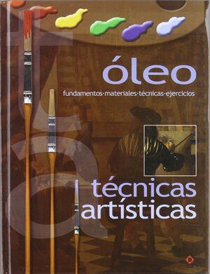 ÓLEO. TECNICAS ARTISTICAS