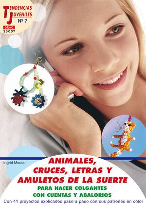 TENDENCIAS JUVENILES Nº 7. ANIMALES, CRUCES, LETRAS Y AMULETOS DE LA SUERTE
