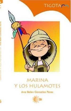 MARINA Y LOS HULAMOTES