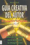 GUÍA CREATIVA DEL AUTOR