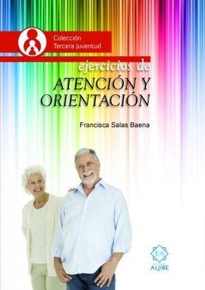 EJERCICIOS DE ORIENTACIÓN Y ORIENTACIÓN