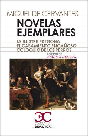 NOVELAS EJEMPLARES, II                                                     .
