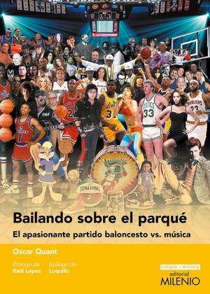 BAILANDO SOBRE EL PARQUÉ