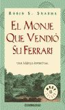 EL MONJE QUE VENDIÓ SU FERRARI