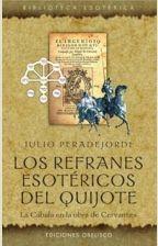 LOS REFRANES ESOTÉRICOS DEL QUIJOTE