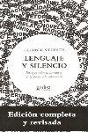 LENGUAJE Y SILENCIO (ED. COMPLETA Y REVISADA)