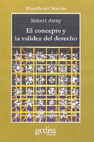 CONCEPTO Y VALIDEZ DEL DERECHO (NE)