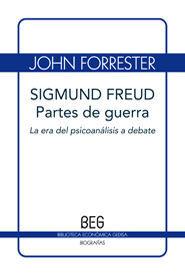 SIGMUND FREUD. PARTES DE GUERRA (BEG)