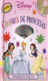 COLORES DE PRINCESAS