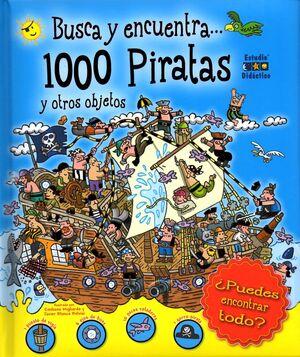1000 PIRATAS Y OTROS OBJETOS