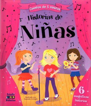 HISTORIAS DE NIÑAS